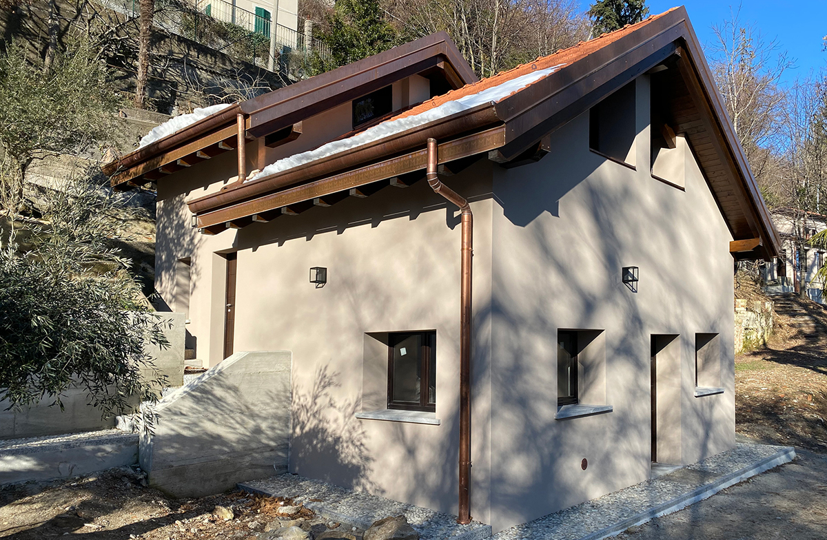 Progetto spa studio di architettura Varese
